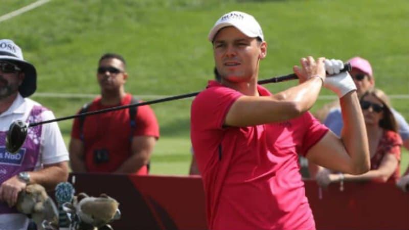 Martin Kaymer bei der Omega Dubai Desert Classic. (Foto: Uwe Erensmann für Golf Post)