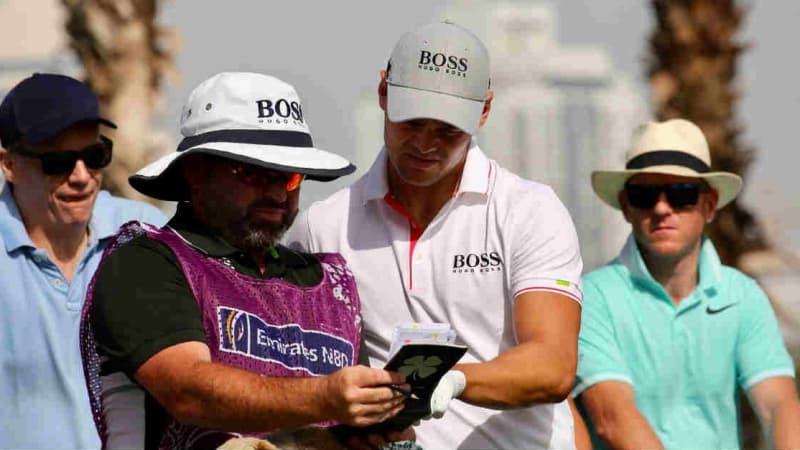Martin Kaymer mit ordentlichem Auftakt bei der Dubai Desert Classic 2018. (Foto: Uwe Erensmann für Golf Post)