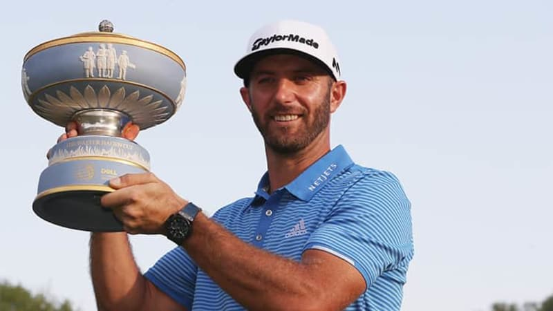 Golf Wochenvorschau WGC Dell Technologies Match Play 2018 Dustin Johnson
