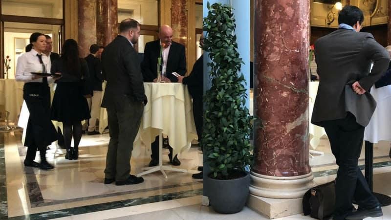 Golf-Experten aus aller Welt kamen im März in Wien zusammen. (Foto: Christian Köhler)