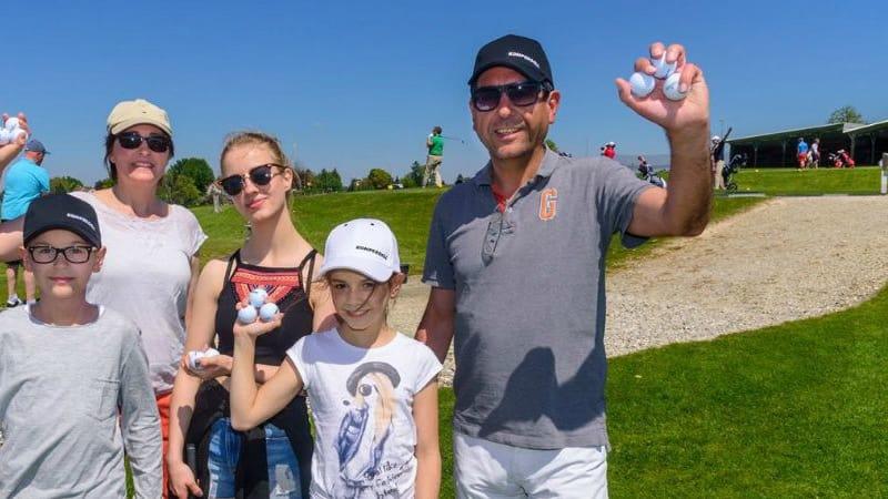 Auch im Jahr 2018 bieten die Golf-Erlebniswoche und der Golf-Gesundheitstag eine gute Möglichkeit um den Golfsport kennenzulernen. (Foto: DGV/Rochau)