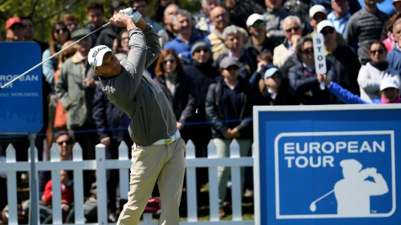 Maximilian Kieffer hat am Finaltag der Open de España auf der European Tour eine gute Möglichkeit auf eine starke Platzierung. (Foto: Getty)