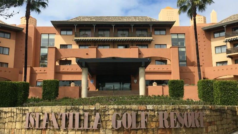 Das Islantilla Golfresort in Andalusien - ein guter Ort für die Saisonvorbereitung. (Foto: Steffen Bents)