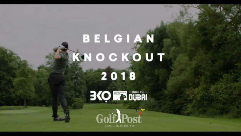 Die Ergebnisse des Belgian Knockout auf der European Tour zum Nachlesen. (Foto: BKO)