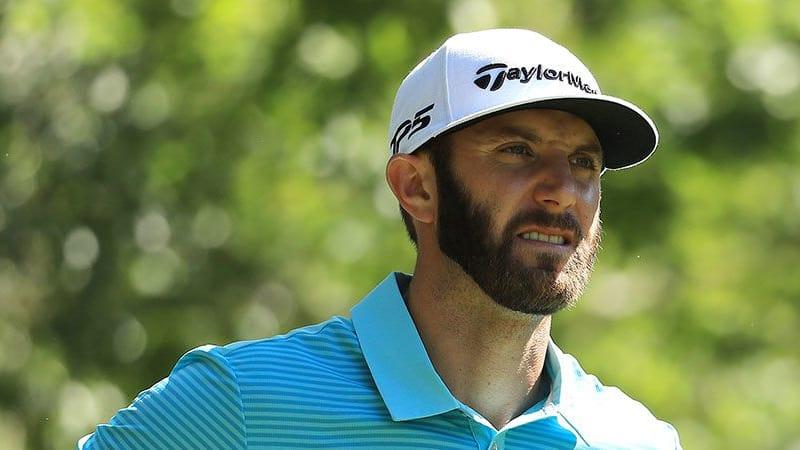 Dustin Johnson gehört auf der PGA Tour zu den Long Hittern. (Foto: Getty)