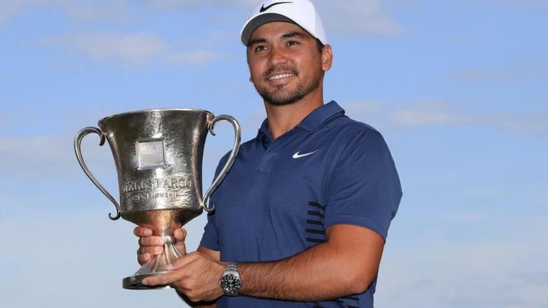 Jason Day gewinnt die Wells Fargo Championship 2018 und sichert sich seinen zweiten Saisonsieg auf der PGA Tour. (Foto: Getty)