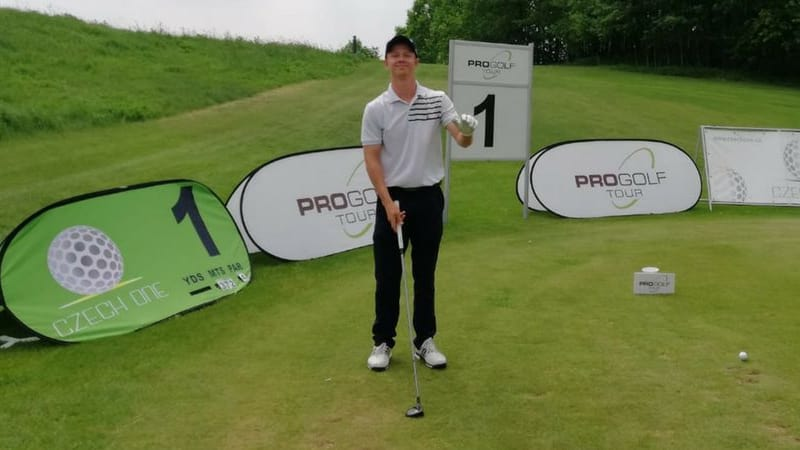 Birk Bergdahl Blog Pro Golf Tour