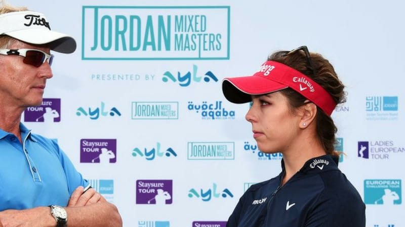 Golf-in-Europa-Jordan-Mixed-Masters