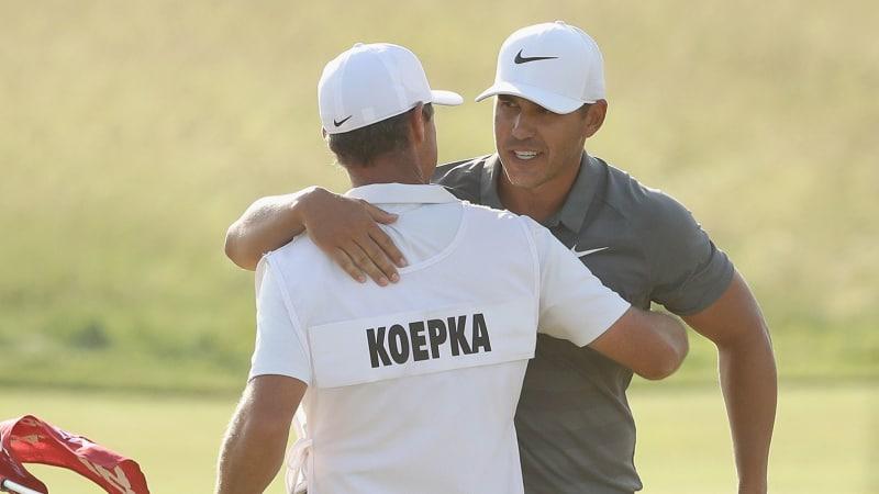 US Open Golf 2018 Liveticker Finale Brooks Koepka