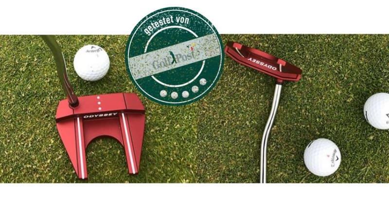 Zum Start der Callaway-Test-Serie haben wir den Odyssey O-Works Red Putter genauestens auf Stärken und Schwächen getestet. (Foto: Golf Post)