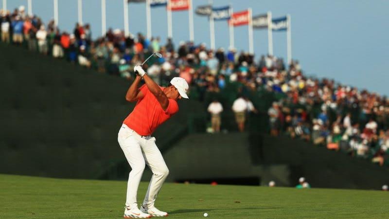 Brooks Koepka will beim Finaltag der US Open seinen Titel verteidigen. (Foto: Getty)