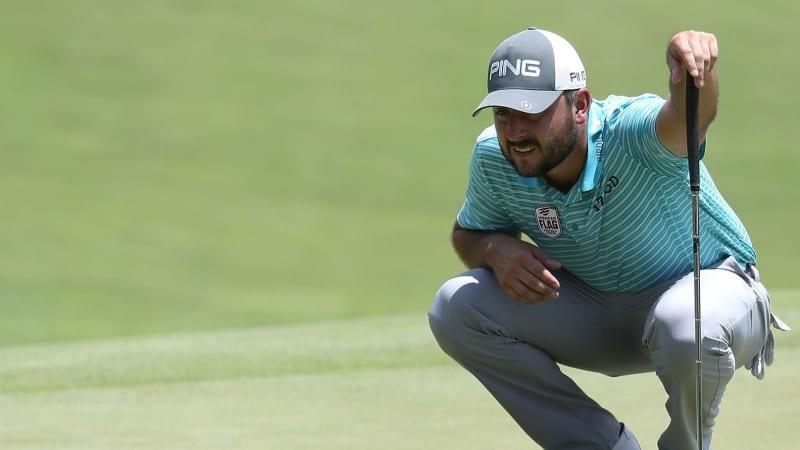 PGA Tour Barbasol Championship 2018 Tee Times Stephan Jäger