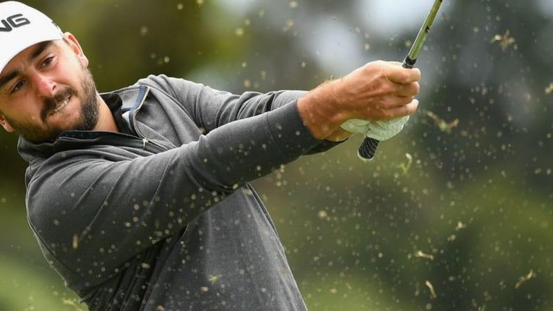 Stephan Jäger entert zum Auftakt der PGA Tour in West Virginia die Top Ten. (Foto: Getty)