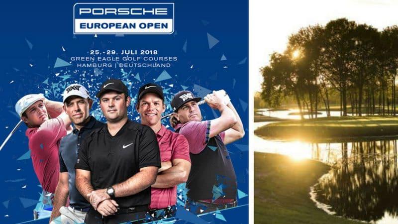 Die Porsche European Open ist ein Event der European Tour in der Nähe von Hamburg. (Foto: Porsche European Open)