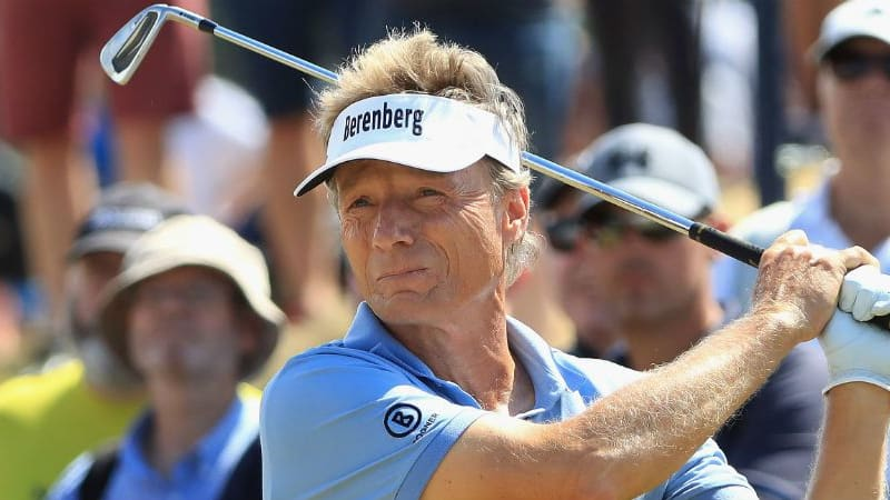 Bernhard Langer wird bei der DICK'S Sporting Goods Open geteilter 10. (Foto: Getty)