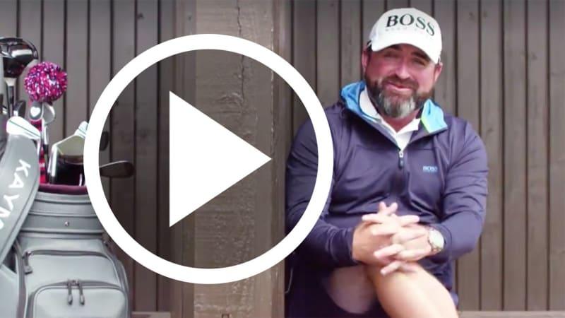 Golf Video Craig Connelly Caddie Martin Kaymer