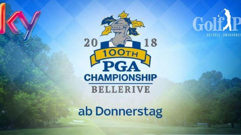 Verfolgen Sie die PGA Championship 2018 bei Sky Sport im Livestream. (Foto: Sky Sport)