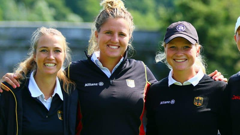 golf-team-germany-damen