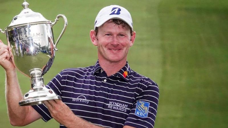 Strahlender Sieger: Brandt Snedeker gewinnt zum neunten Mal auf der PGA Tour. (Foto: Twitter/@PGATOUR)