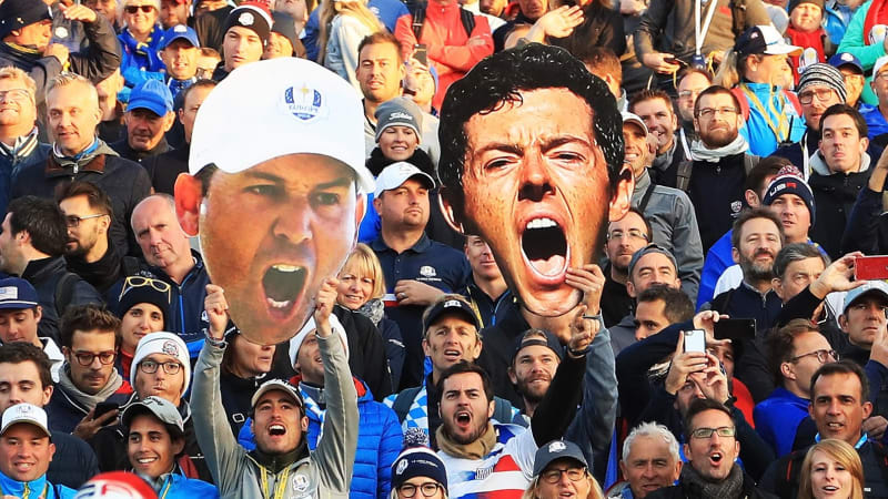Ryder Cup 2018 Tag 2: Die Bilder des Tages. (Foto: Getty)