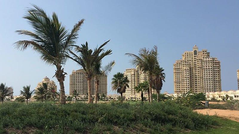 Der Al Hamra Golf Club bietet alles, was man vom einem Kurs am Arabischen Golf erwartet. (Foto: Golf Post)