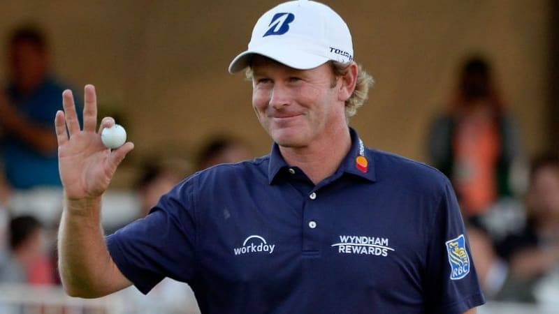 Brandt Snedeker führt das Feld der Safeway Open auf der PGA Tour weiterhin an. (Foto: Getty)