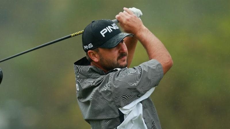 Stephan Jäger hat am Moving Day auf der PGA Tour eine starke Leistung gezeigt. (Foto: Getty)