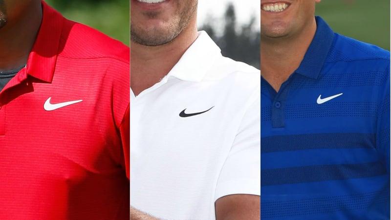 Nike stellt die meisten Turniersieger des Jahres 2018. (Foto: Getty)