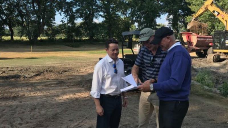 Aus dem Golf Club Pfalz soll ein Platz werden, auf den Golfer gerne wiederkommen. (Foto: Troon Golf)