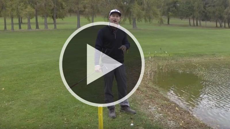 Silas Wagner erklärt die wichtigsten Änderungen der Golfregeln 2019. (Foto: Youtube.com/@Silas Wagner - Golf 180)