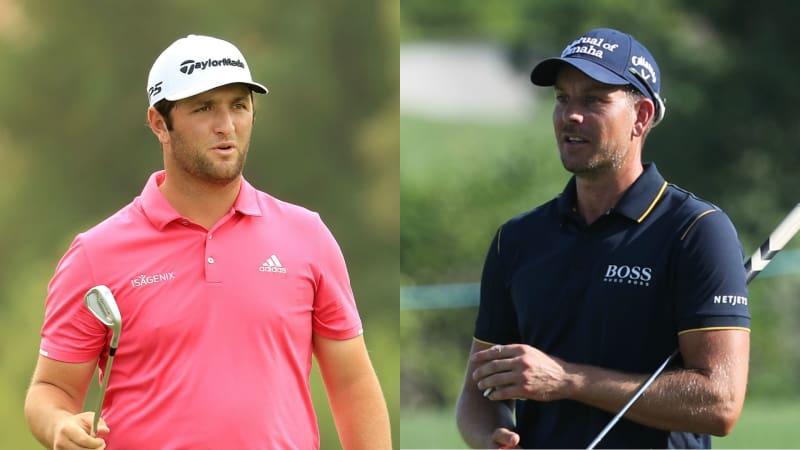 Jon Rahm und Henrik Stenson übernehmen die Führung auf der PGA Tour. (Foto: Getty)