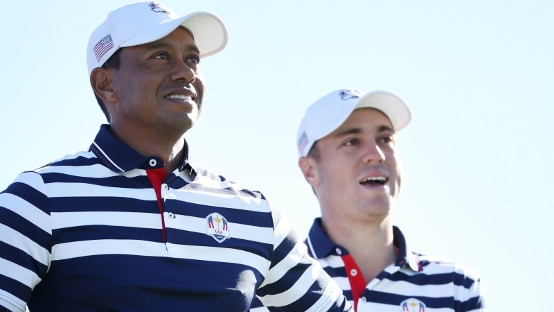 Die Tee Times der Hero World Challenge 2018 mit Tiger Woods. (Foto: Getty)