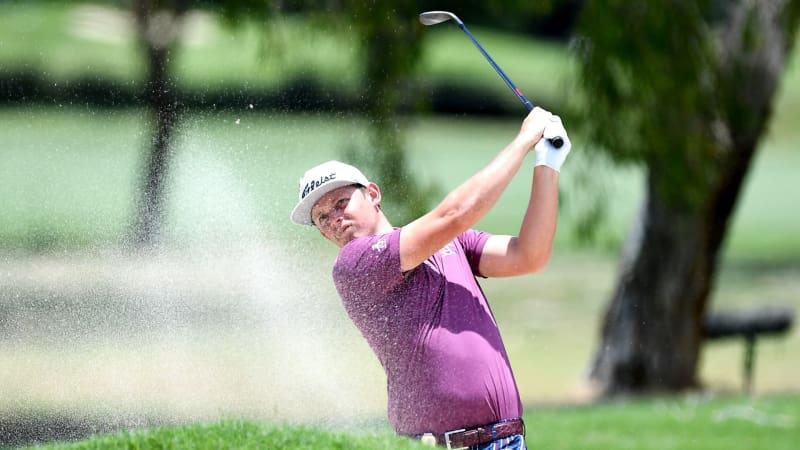 Cameron Smith führt das Feld auf der European Tour an. Ihm folgen gleich fünf seiner australischen Landsmänner. (Foto: Getty)