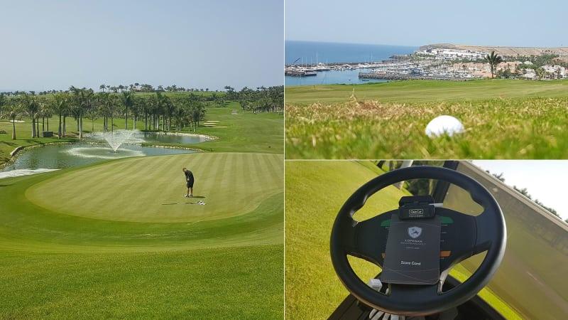 Golf auf Gran Canaria ist eine Mischung aus Parkland Golf im Innland und spektakulären Panoramen an der Küste. (Foto: Golf Post)
