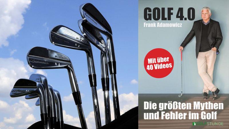 Nur mit den richtigen Golfschlägern und Bällen werden Sie schnell Freude am Golfspiel haben. (Foto: Getty)