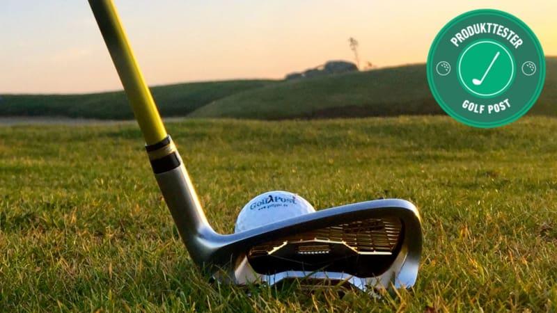 Golf Post hat die Honma Berres Eisen Mal genau unter die Lupe genommen. (Foto: Michael Basche)