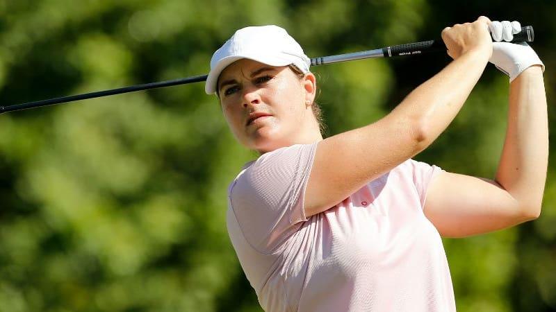 Caro Masson hat beim Finale der LPGA Tour elf Schläge Rückstand auf die Führende. (Foto: Getty)