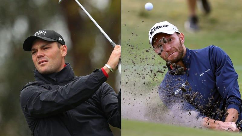 Es läuft nicht rund für Martin Kaymer und Max Kieffer beim World Cup of Golf. (Foto: Getty)