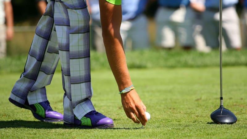 Auch im Jahr 2018 ging es wieder um Kleidung, Schuhe, Golfschläger und um sonstiges Equipment. Die Top 5. (Foto: Getty)