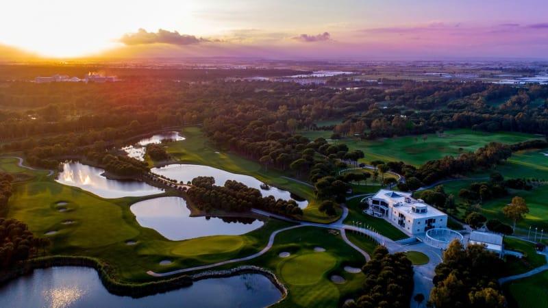 Der PGA National samt seiner beiden Golfplätze lässt das Golfer-Herz höher schlagen. (Foto: PGA National Turkey)