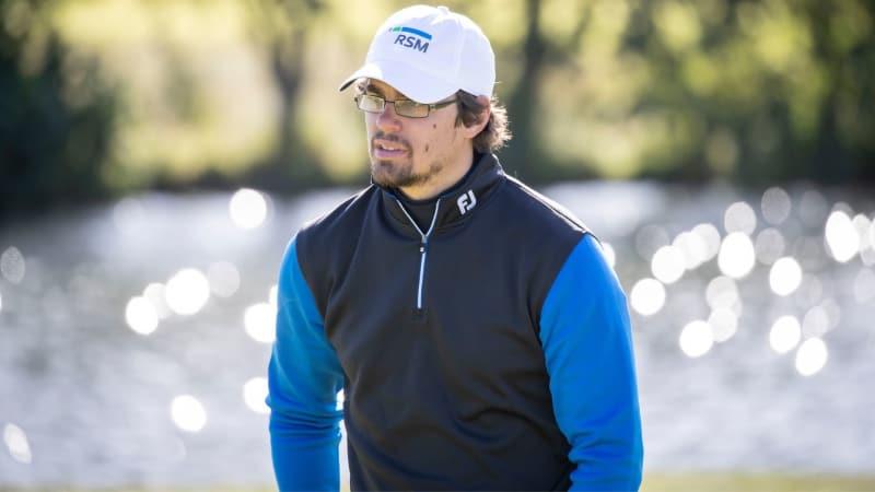 Der deutsche Profi Hinrich Arkenau gewinnt der Auftakt der Pro Golf Tour Saison 2019. (Foto: Pro Golf Tour)