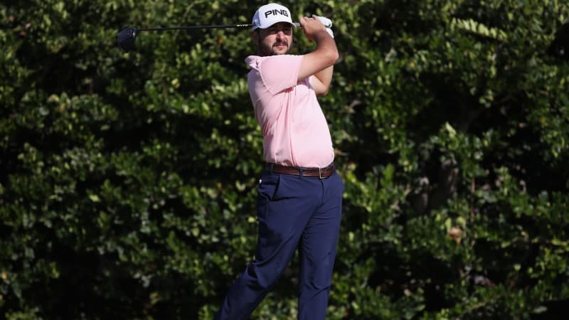 Stephan Jäger macht bei der Sony Open in Hawaii am Moving Day ordentlich Plätze gut. (Foto: Getty)