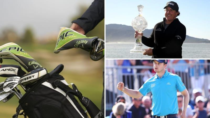 Callaway kann seine neuen Epic Flash Hölzer auf der European und PGA Tour gewinnbringend in den Bags der Profis platzieren. (Foto: Callaway / Getty)