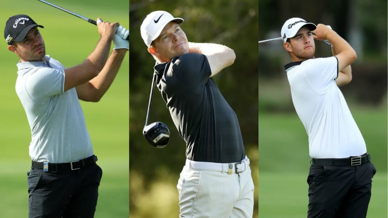 Tee Times der ISPS Handa Vic Open 2019 der European Tour. (Foto: Getty)