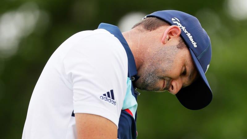 Sergio Garcia kommt nach seinem Wutanfall auf der European Tour glimpflich davon. (Foto: Getty)