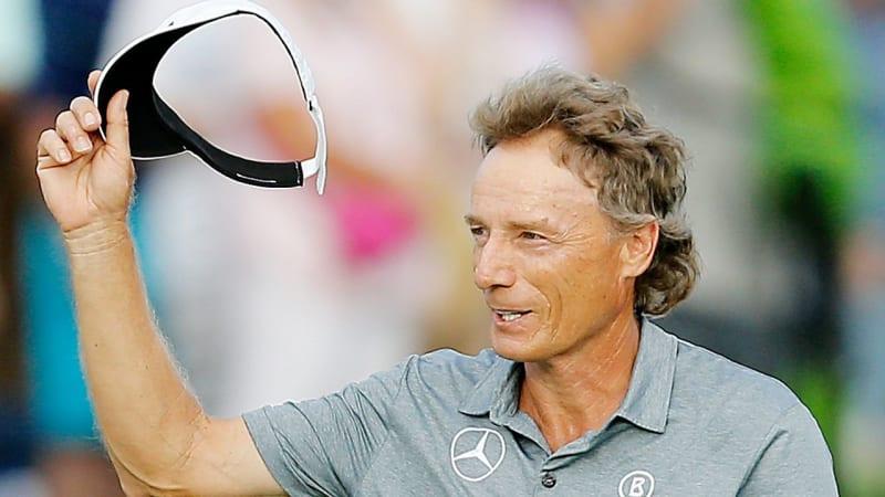 Bernhard Langer geinnt auf der PGA Tour Champions die Oasis Championship. (Foto: Getty)