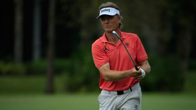 Bernhard Langer fällt in dieser Woche auf der PGA Tour Champions aus. (Foto: Getty)