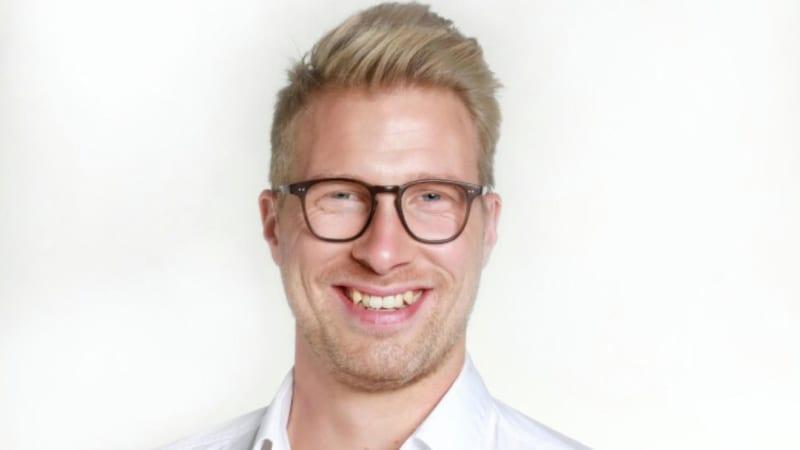 Daniel Philipp ist Gesundheitsökonom und ausgebildeter Golf-Fitness-Instructor. (Foto: Permendo)