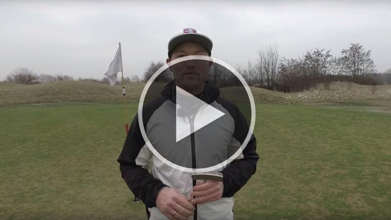 Silas Wagner erklärt in einem weiteren guten Video die Golfregeln 2019, was früher alles verboten war und heute erlaubt ist. (Foto: Youtube @Silas Wagner - Golf 180)
