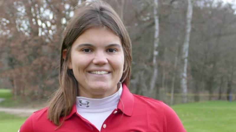 Helen Kreuzer vom Frankfurter Golfclub feiert erneut Erfolge in den USA. (Foto: Frankfurter Golfclub)